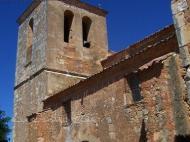 Iglesia de San Nicolás de Bari Fresno de Cantespino
