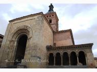 Iglesia de San Martín Segovia