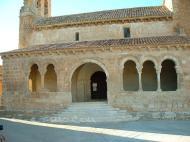 Iglesia de San Ginés Rejas de San Esteban
