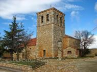 Iglesia de San Andrés Fuentearmegil