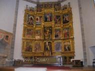 Iglesia de San Miguel Agreda