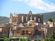 Iglesia Mayor de Santa María Montblanc