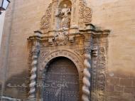 Iglesia del Carmen Alcañiz