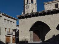 Iglesia de la Asunción de Cantavieja Cantavieja