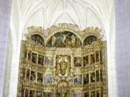 Iglesia de San Pelayo Olivares de Duero