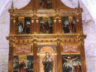 Iglesia de Santa María  Piña de Esgueva