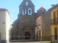 Iglesia de Santa María Camarzana de Tera