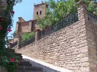 Iglesia de la Asunción Lobera de Onsella
