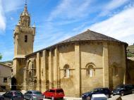 Iglesia de Santa María Uncastillo