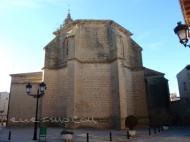 Iglesia Parroquial de Santa María Sádaba