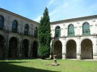Monasterio de Santa María de Sobrado Sobrado de los Monjes