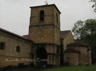 Monasterio de San Pedro de Villanueva Cangas de Onís