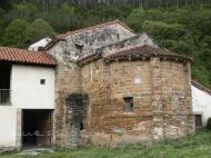 Monaterio de San Miguel Bárzana del Monasterio