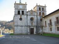 Monasterio de San Juan Bautista Cornellana