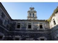 Monasterio de Santa María de Villanueva Villanueva de Oscos