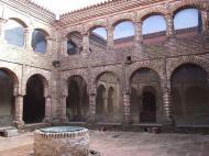 Convento de Santiago Calera de León
