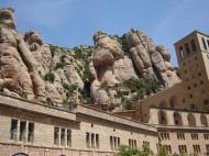 Monasterio de Montserrat Monistrol de Montserrat