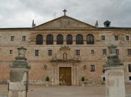 Monasterio de la Vid  La Vid