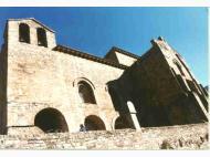 Monasterio de San Pedro de Siresa Hecho (Valle de Hecho)