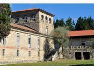 Monasterio de Ferreira de Pantón Ferreira de Pantón