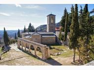 Convento de San Antonio La Cabrera