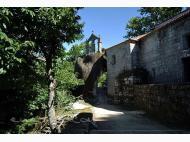 Monasterio de San Pedro de Rocas Esgos