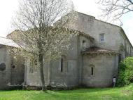 Monasterio e Iglesia de San Claudio de Ribeiro Leiro