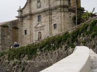 Monasterio de Santa María la Real Oia