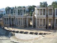 Teatro Romano de Mérida Mérida