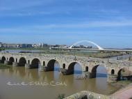 Puente Romano del Guadiana Mérida