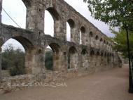 Acueducto de los Milagros Mérida