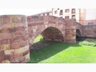 Puente Románico Molina de Aragón
