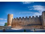 Muralla de Burgo de Osma Burgo de Osma-Ciudad de Osma