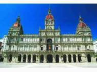 Palacio Municipal A Coruña
