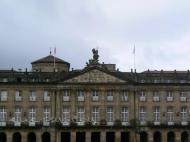 Palacio Rajoy Santiago de Compostela