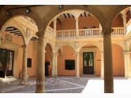 Palacio de los Condes de Cirat Almansa