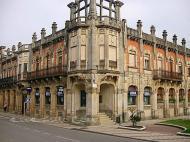 Palacio de Gobiendes Colunga