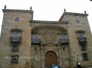 Palacio del Marqués de Chiloeches Espinosa de los Monteros