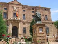Palacio del Marqués de Santa Cruz Viso del Marqués