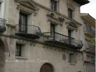 Palacio Piazuelo-Barberán Caspe