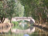 Arranque del Canal del Duero Quintanilla de Onésimo