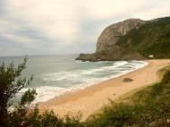 Playa de Laga Ibarranguelua