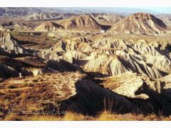 Alojamientos Desierto de Tabernas