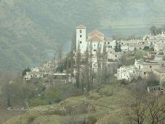 Casas rurales en La alpujarra granadina