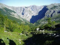 Ruta por los picos de Europa