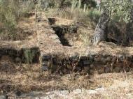 Ruinas de la basílica del cerro del Germo Espiel