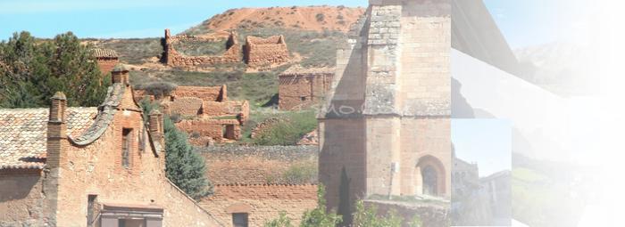 Foto de Santa María de Huerta