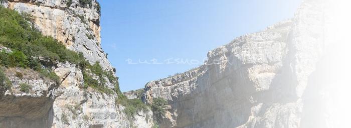 Foto de Reserva Natural Foz de Lumbier