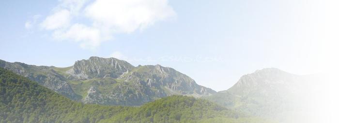 Foto de El Parque Natural de Saja-Besaya