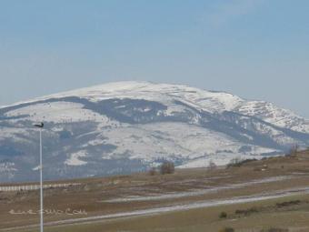 La montaña de Gorbea